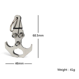 Stainless Steel Gravity Hook 68.5 * 46 * 15mm