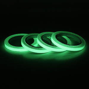 Self Adhesive Luminous High Bright Sticker 10 mm