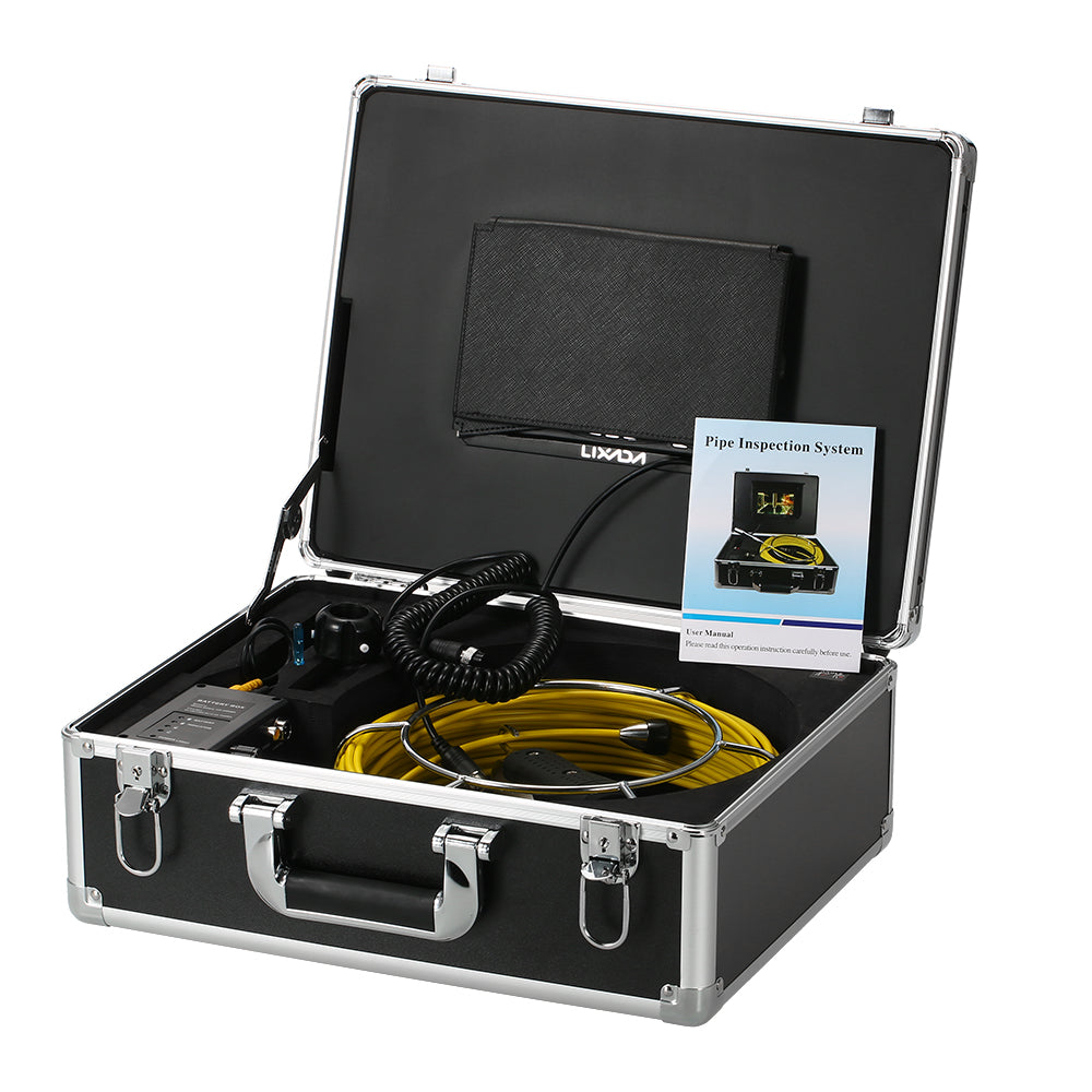 Drain Pipe Sewer Inspection Camera
