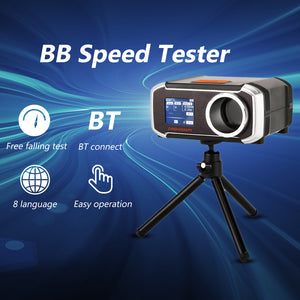 Velometer LCD Display Speed Test BB Speed Tester