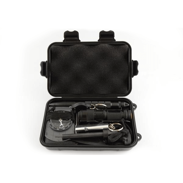 8-in-1 Survival / Everyday Carry Kit