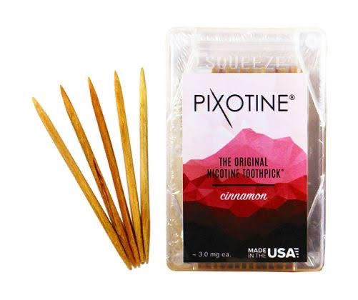 PIXOTINE - THE ORIGINAL NICOTINE TOOTHPICK