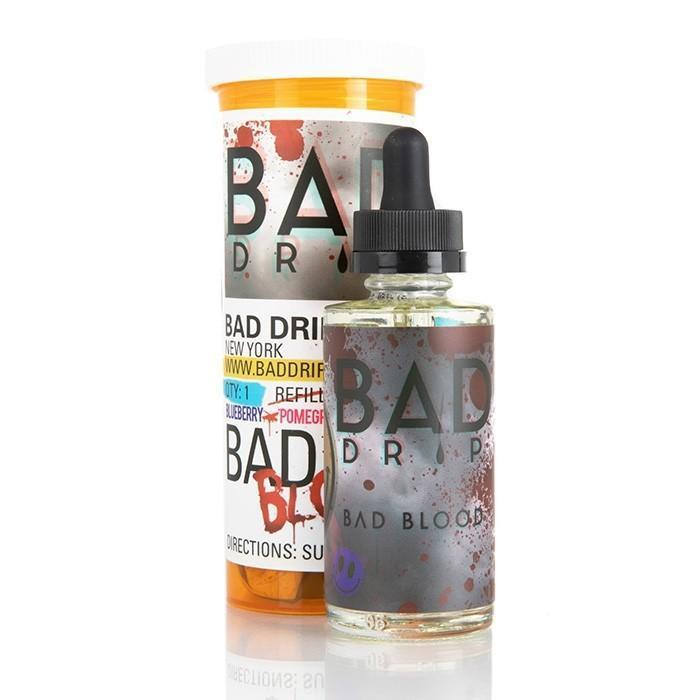 0MG BAD DRIP - BAD BLOOD 60ML