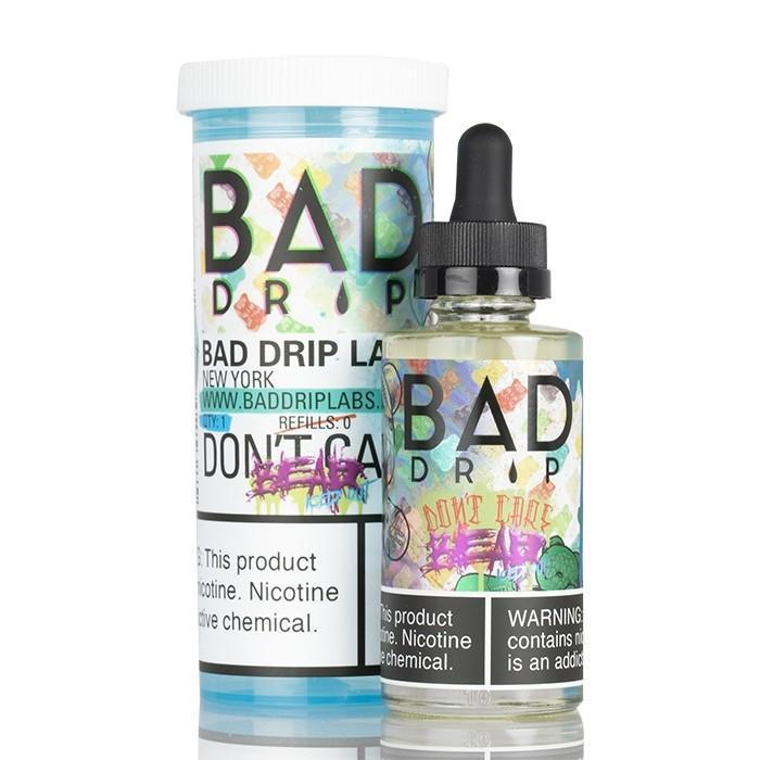 0MG BAD DRIP - DONT CARE BEAR ICED 60ML