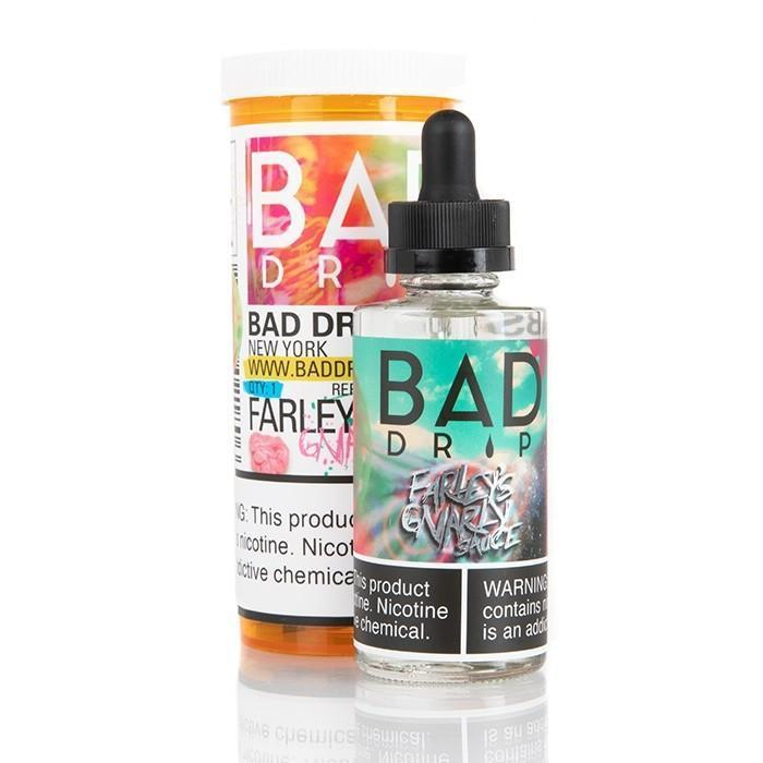0MG BAD DRIP - FARLEY'S GNARLY  60ML