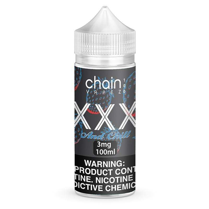 0MG CHAIN VAPEZ - XXX AND CHILL 100ML