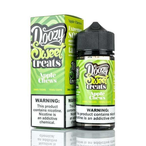 DOOZY SWEET TREATS -APPLE CHEW 100ML