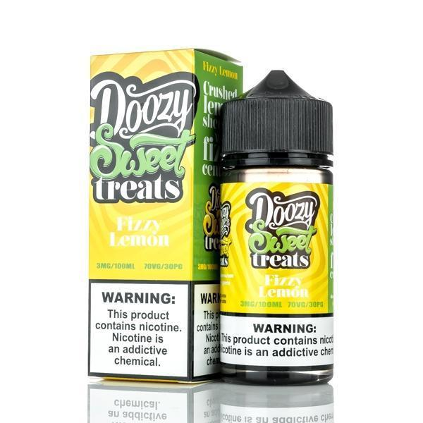 DOOZY SWEET TREATS - FIZZY LEMON 100ML