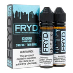 FRYD - ICE CREAM 120ML (2x60ml)