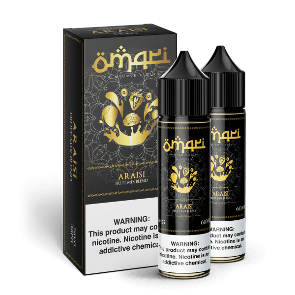 0MG OMARI - ARAISI 120ML (2x60ml)