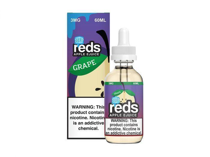 REDS - BERRIES ICED 60ML