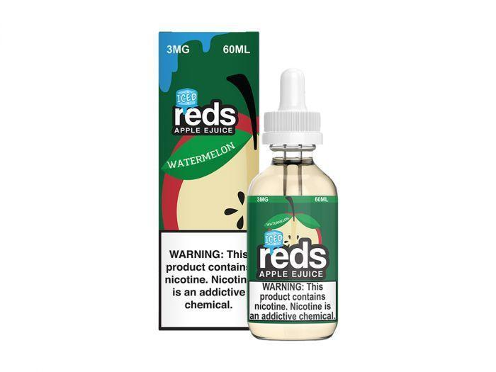 0MG REDS - ICED WATERMELON 60ML