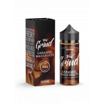 0MG THE GRIND - CARAMEL MACCHIATO  100ML