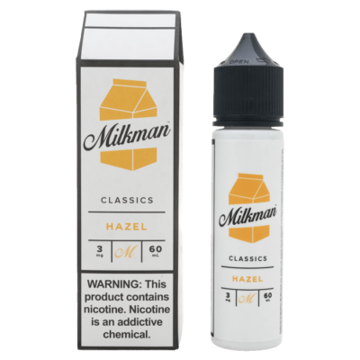 0MG THE MILKMAN - HAZEL 60ML