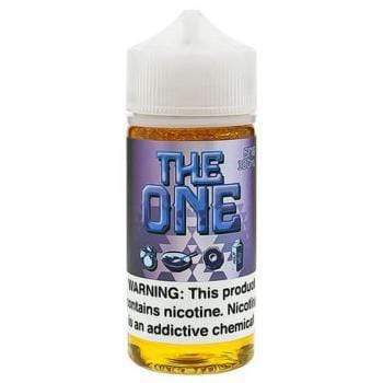 0MG THE ONE - BLUEBERRY 100ML (by Beard Vape)