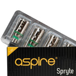 1.8 OHM ASPIRE SPRYTE BVC REPLACEMENT 5 PACK COIL