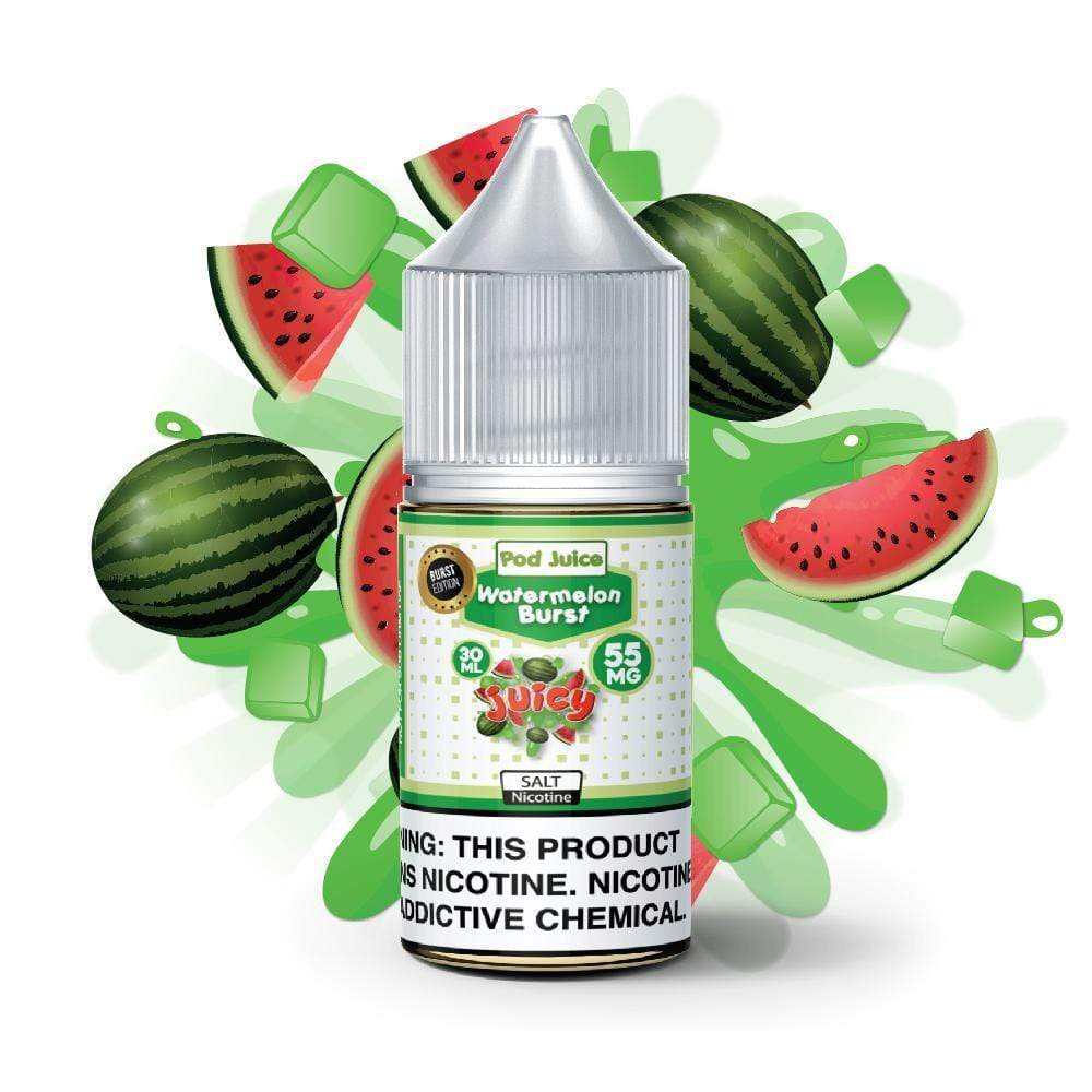 35MG POD JUICE - WATERMELON BURST 30ML