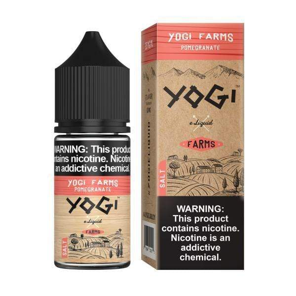 35mg YOGI SALT - POMEGRANATE 30ML