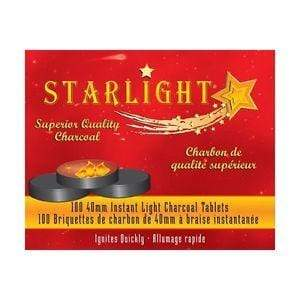 40mm Large Box STARLIGHT - CHARCOAL BIG