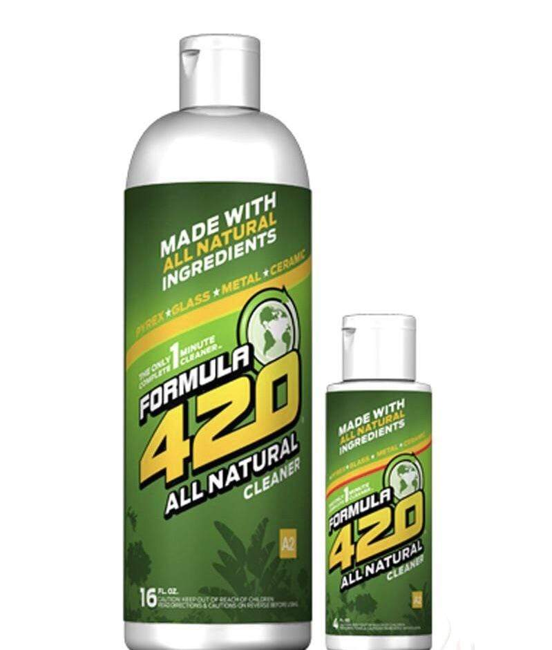 FORMULA 420 - ALL NATURAL CLEANER
