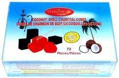 STARLIGHT - COCONUT SHELL CHARCOAL