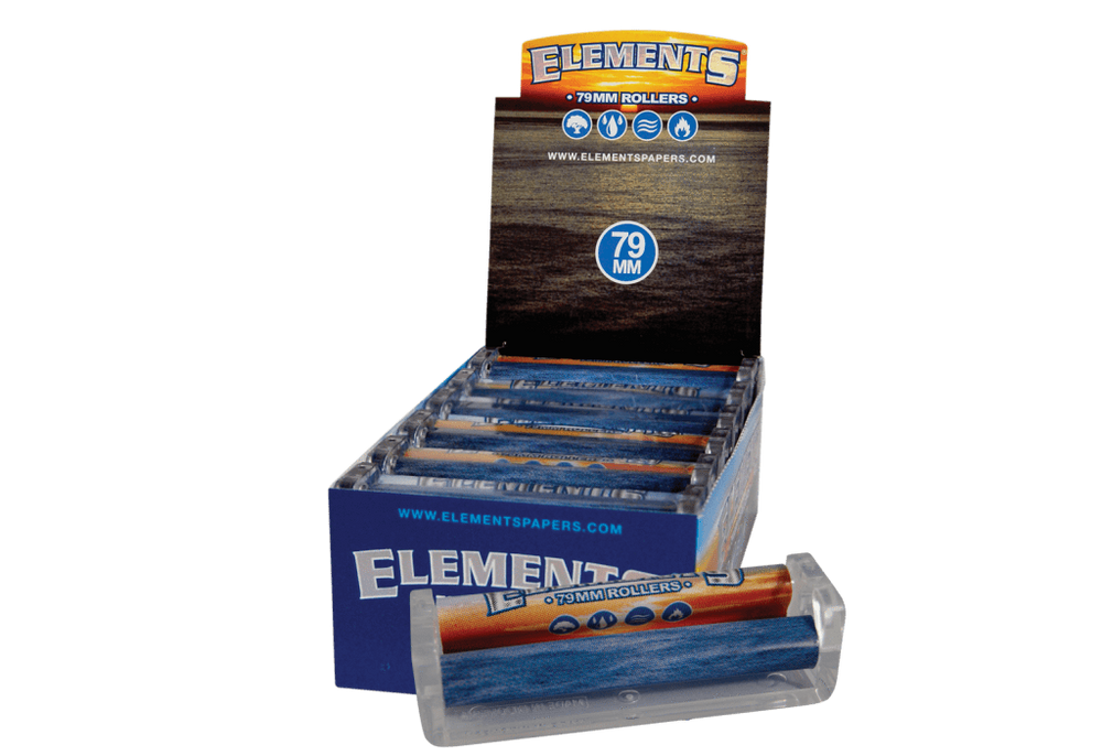 79mm ELEMENTS - ROLLER (12ct Box)