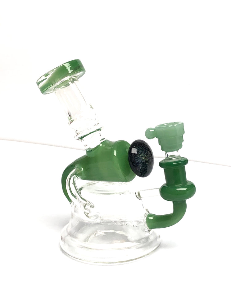 GLASS WATER PIPE - 8 IN 3660