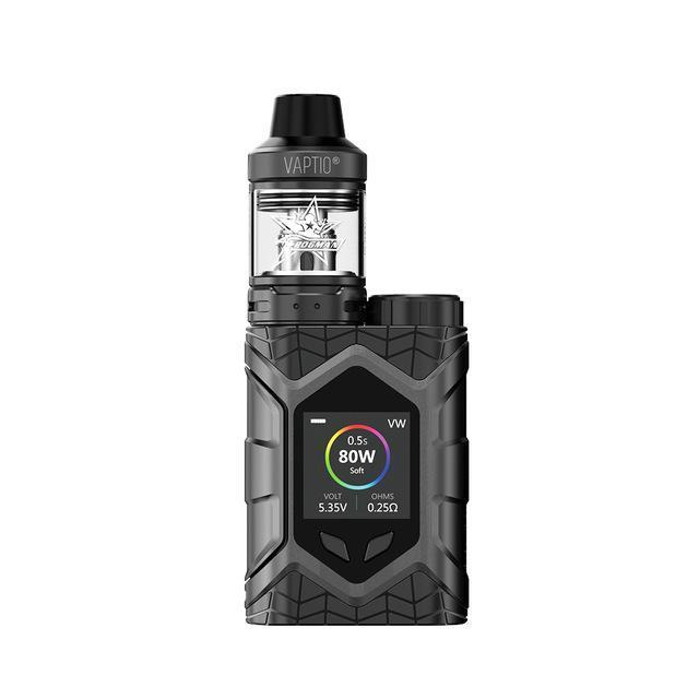 BLACK & RED VAPITO WALL CRAWLER KIT