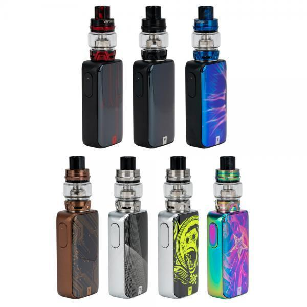 BLACK VAPORESSO - LUXE KIT WITH SKRR TANK