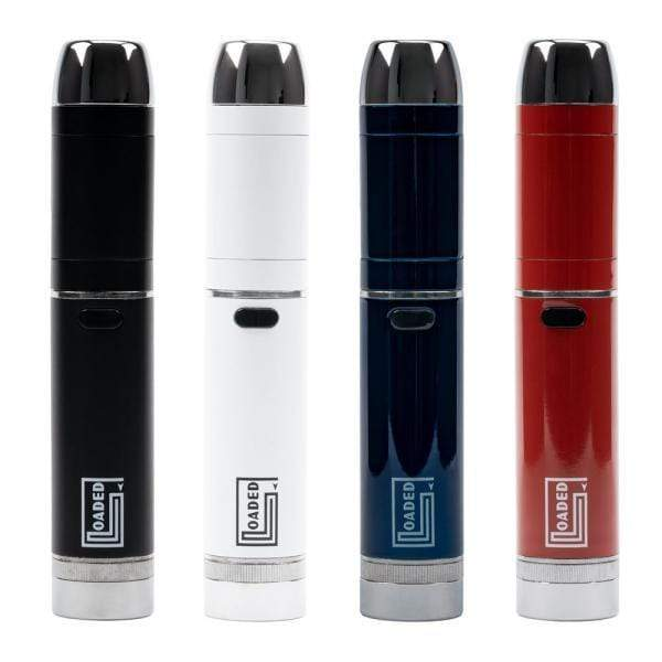 Black YOCAN - LOADED VAPORIZER