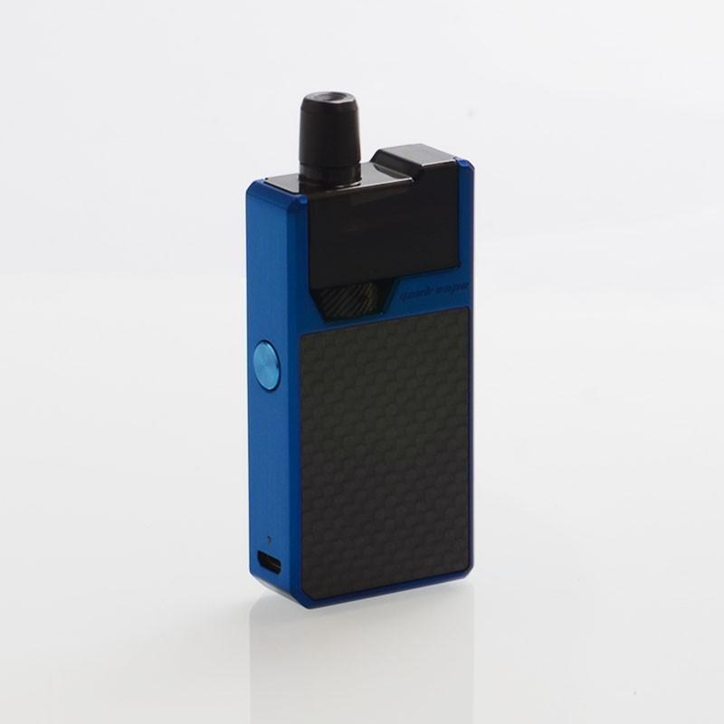 Blue & Carbon Fiber GEEKVAPE - FRENZY POD KIT 950mAh