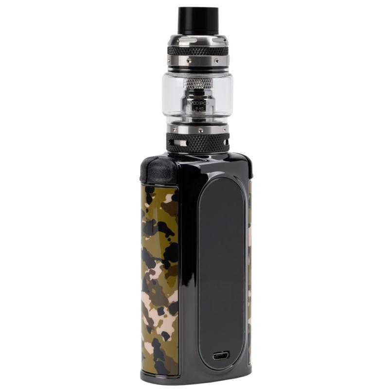 CAMOUFLAGE GREEN VOOPOO - VMATE KIT W/ UFORCE T1 TANK 200W