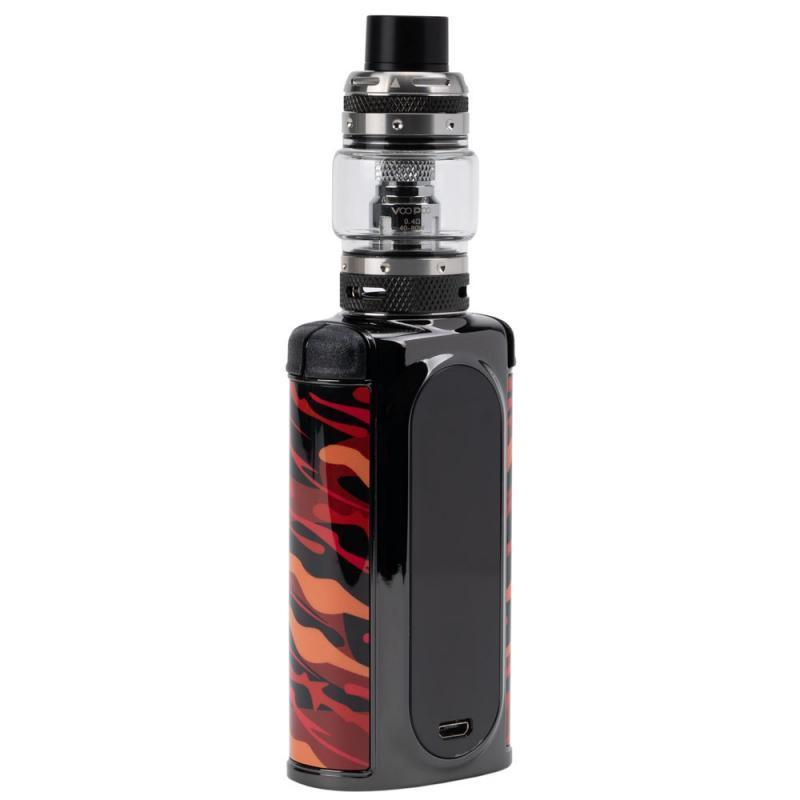 CAMOUFLAGE RED VOOPOO - VMATE KIT W/ UFORCE T1 TANK 200W