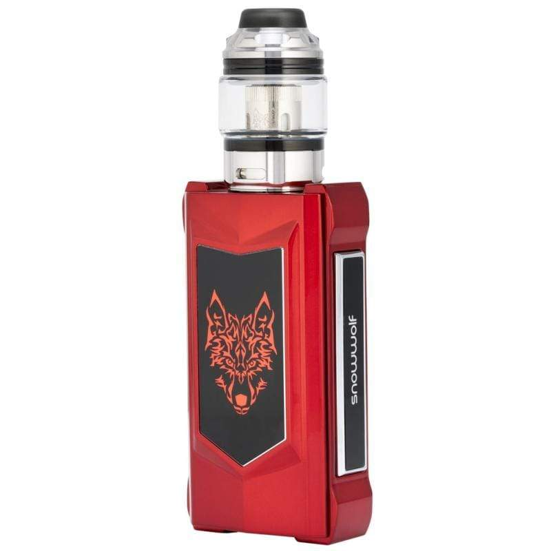 Chrome Red SIGELIE - SNOWWOLF MFENG UX KIT 200w