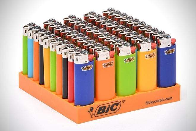 Classic BIC - LIGHTERS (50ct Display)