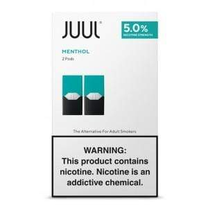 Virginia Tobacco JUUL  - 2pk PODS 5% (8ct box)