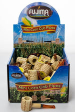 FUJIMA - MINI CORN COB PIPE (36ct Display)