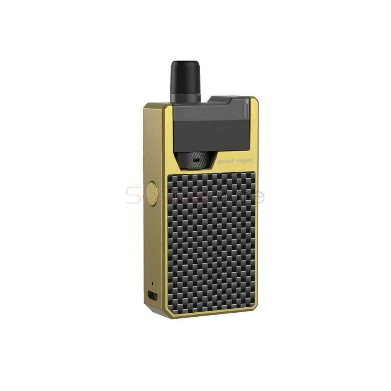 Gold & Carbon Fiber GEEKVAPE - FRENZY POD KIT 950mAh