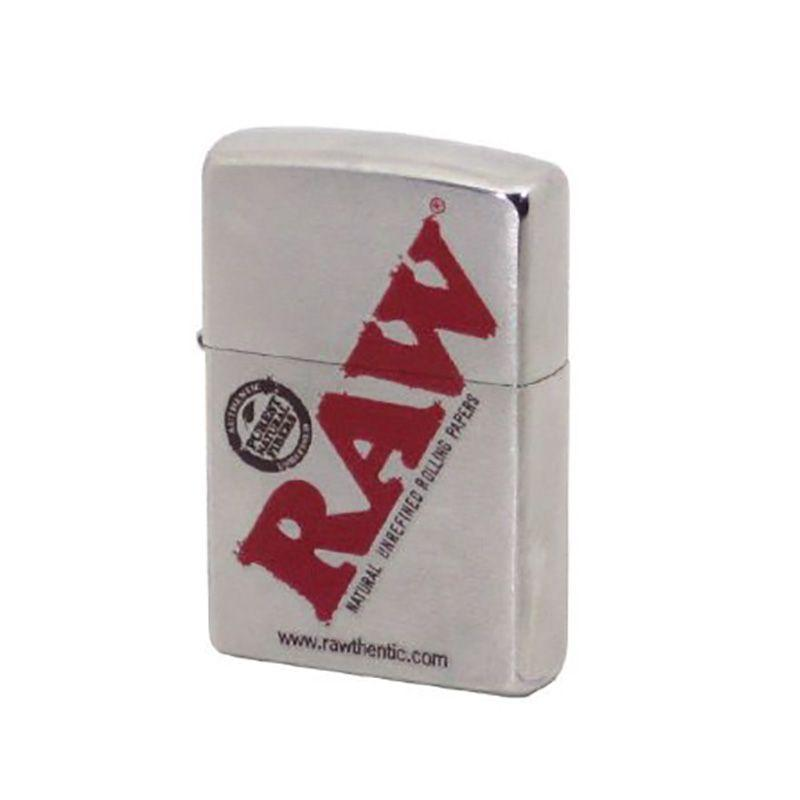 GOLD RAW ZIPPO LIGHTER