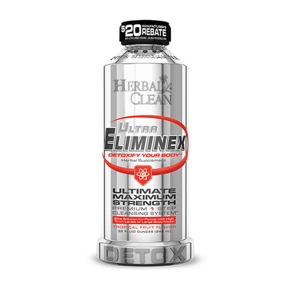 HERBAL CLEAN - ULTRA ELIMINEX 32oz