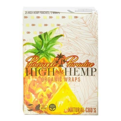 HIGH HEMP - ORGANIC WARPS
