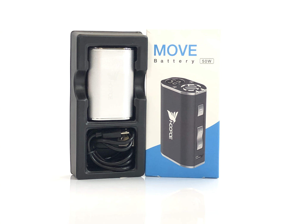 HOOPOE - MOVE BATTERY VAPORIZER 50W