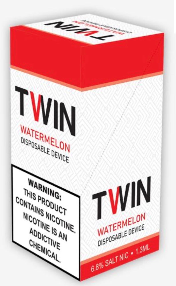 TWIN - DISPOSABLE 5% NIC (10ct)