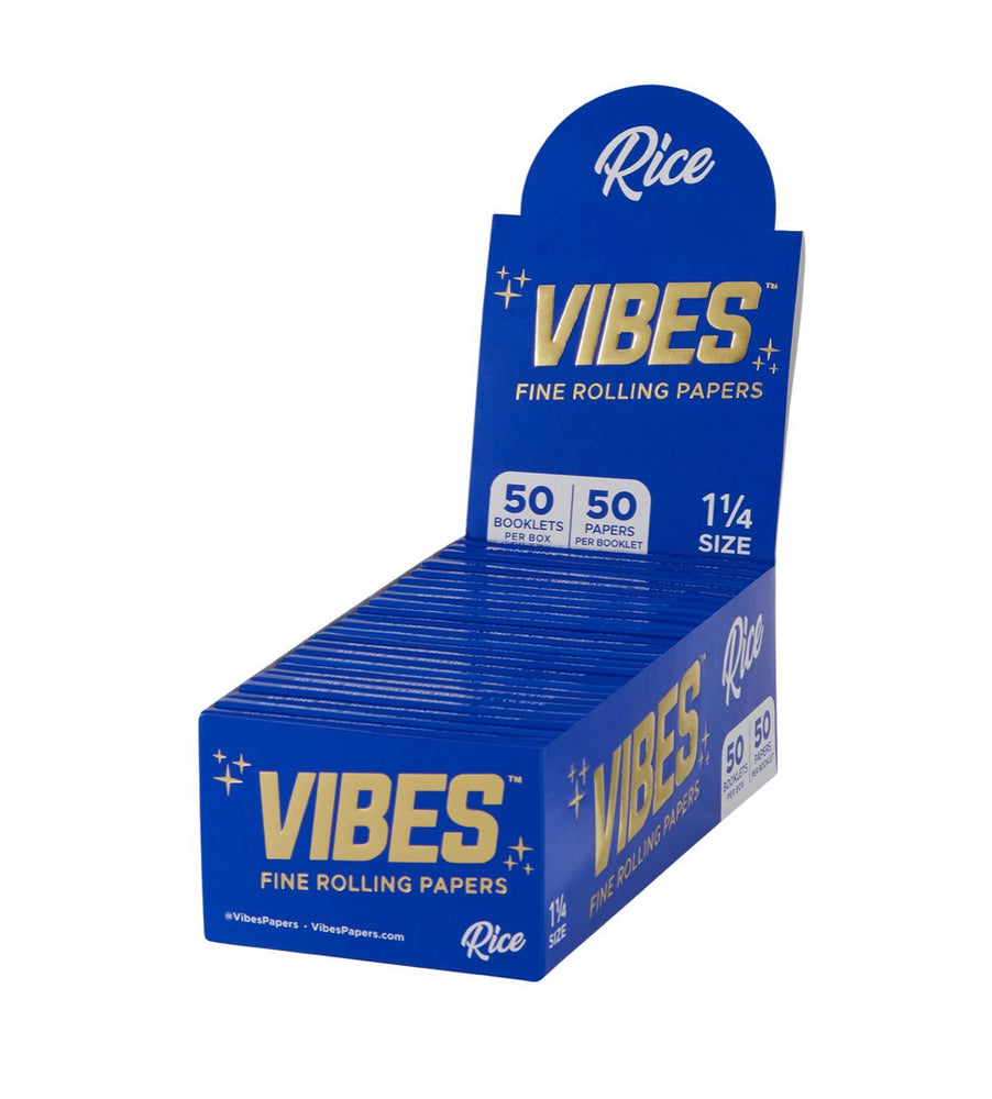 VIBES - RICE 1 1/4 ROLLING PAPER