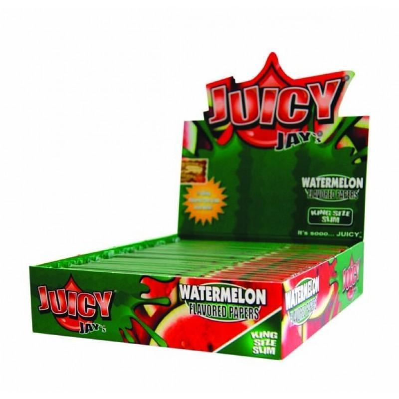 JUICY JAYS'S - WATERMELON  KING SIZE SLIM