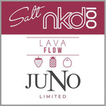 JUNO - NAKED LIMITED EDITION LAVA FLOW 50MG - 4 Pack Pods