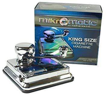 MIKROMATIC KING SIZE CIGARETTE MACHINE