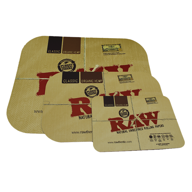 RAW - MAGNETIC TRAY COVER