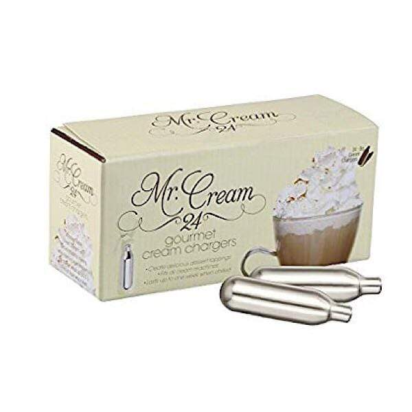 MR CREAM - WHIP CREAM CHARGERS