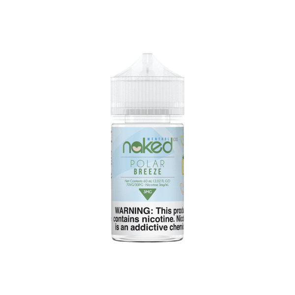 NAKED 100 - POLAR BREEZE 60ML